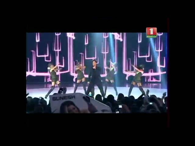 Sakis Rouvas - THIS IS OUR NIGHT (Belarus 14.02.12) .mp4