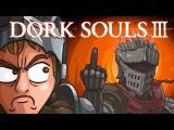 DORK SOULS 3 русская озвучка (Dark Souls 3 Cartoon Parody)