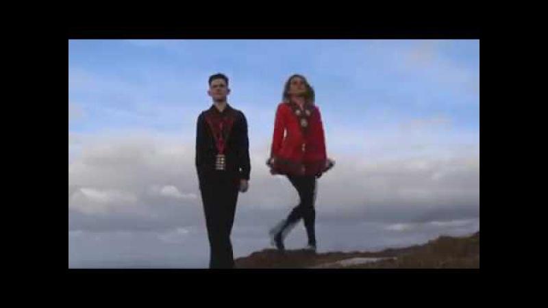 World Champion Shevlin Twins dancing to Ed Sheeran's Nancy Mulligan