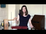 Carolina talks Theremin - Tuning the Etherwave StandardPlus by Moog with ESPE01 by Thierry Frenkel