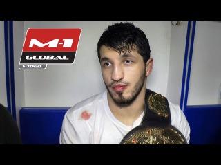 Рашид Юсупов: Был готов на 6 раундов с Пютцем   M-1 Global
