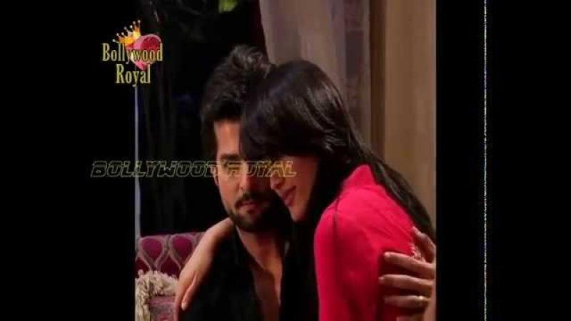 On location of TV Serial 'Qubool Hai' Ashd romance with Joya 1