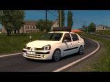 Renault Clio Symbol Araba