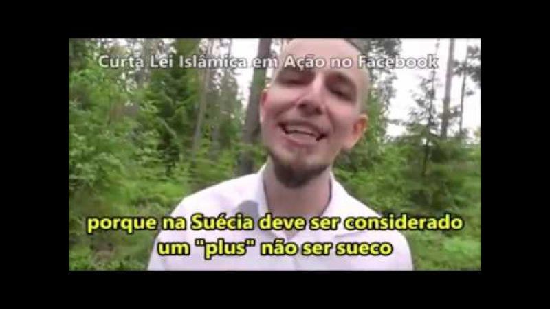 SUÉCIA - PAÍS DOS ESTUPROS NO OCIDENTE (Sweden - country of rapes in West)