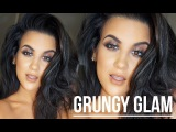 Makeup Look Grungy Glam