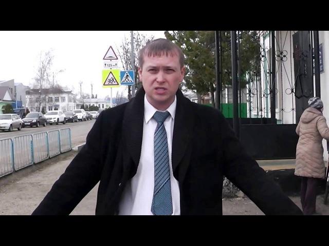 АТАКА ПРОКУРОРА: Особо опасный юрист Сергей Земцов VS прокурор Крыловского р-а П ...