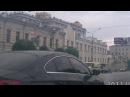 В центре Екатеринбурга водители не поделили полосу для движения