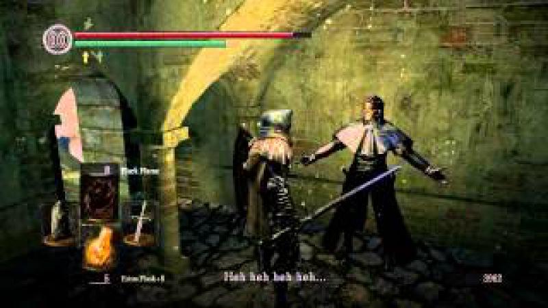 Dark Souls - Oswald's Laugh