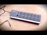 USB Drum Pad MIDI Контроллер Worlde EasyPad.12 (Обзор)