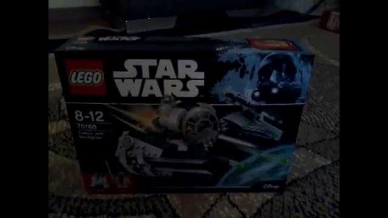 Lego Star Wars Yoda`s Jedi Starfigter Обзор №75168