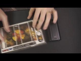 Инструкция. Оклейка бокс-мода виниловой наклейкой IVAPE.TOP (Eleaf iStick TC100W)