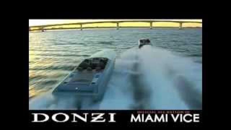 Donzi Miami Vice Trailer and Promo - Jay Z Linkin Park Numb Encore