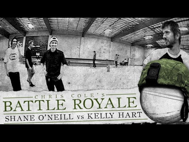 Shane O'neill Kelly Hart - Battle Royale