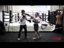 Нокаутирующая комбинация из двух ударов от чемпиона мира по боксу Дмитрия Кириллова и 4MMA rjv byfwbz bp lde elfh