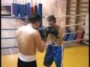 Бокс Уроки для начинающих Защитные действия часть 5 jrc ehjrb lkz pfobnyst ltqcndbz xfcnm 5