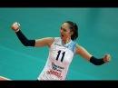 Как подавать в волейболе Мастер класс от Гамовой How to serve volleyball Master class by Gamova