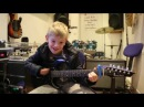 Don't Stop 5 Seconds Of Summer Guitar Cover By Ben age 8
