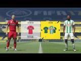 FIFA 17 за Романа Орлова. Беспройгрышная серия.