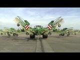 KRONE Swadro 2000 Six-Rotor Rakes