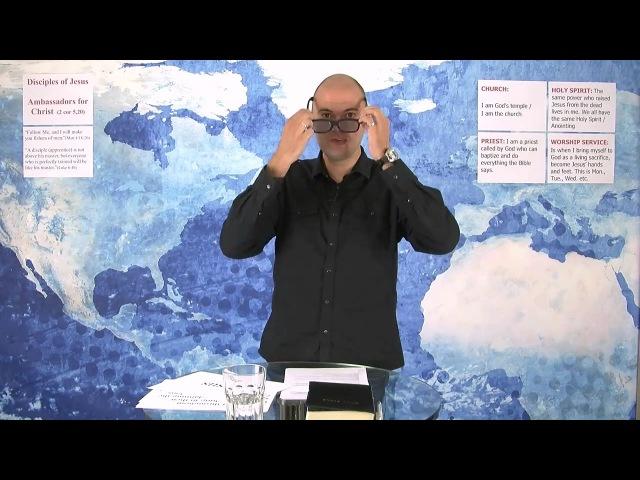 5 урок - Проповедуй и исцеляй - Торбен Сондергаард.