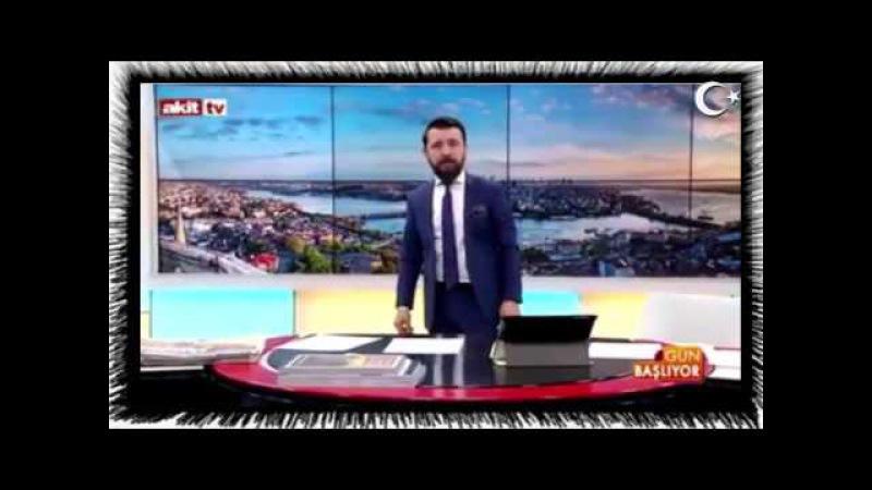 Akit TV spikerinden Sizi denize dökeriz diyen CHP'li vekile tarihi ayar!