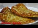 Чебуреки из Кабачков с Сыром и Творогом-Вкусно /Patties from courgettes