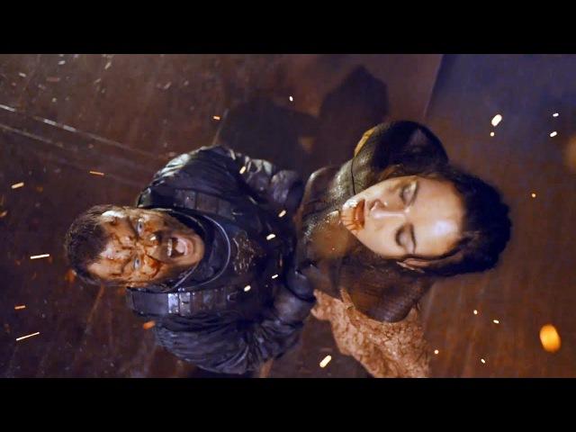 Euron Greyjoy attacks Yara Theon (Sea Battle) - Game of Thrones S7E2