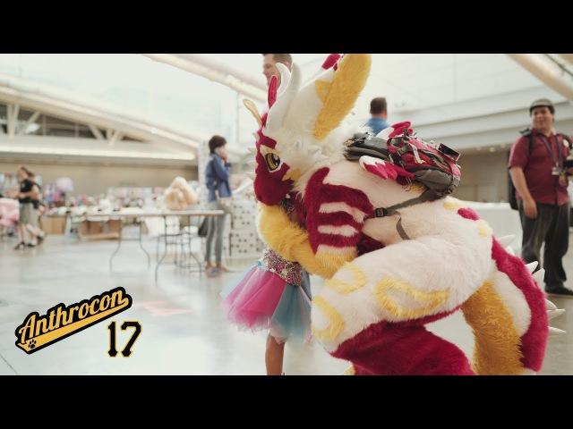 Kiba's Anthrocon 2017 Con Video AC2017
