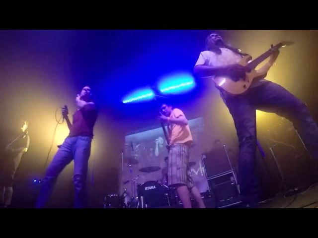 ZV!K - Forest (System of a Down cover) ( 28.05.2016 COVER-METAL-SHOW)
