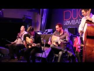 Noé Reine Quartet au Duc des Lombards : After you've gone.