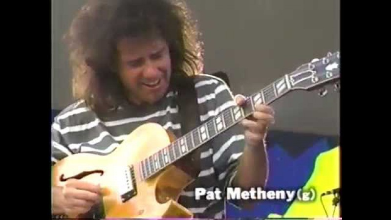 Pat Metheny Group 92 - Minuano(68)~Third Wind