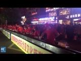 100-метровый кебаб приготовили на северо-востоке Китая!