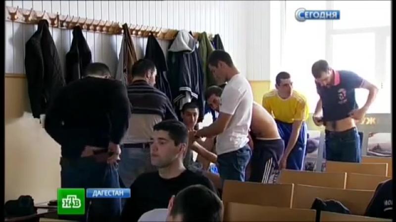 Дагестанцев берут в армию на конкурсной основе