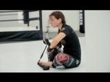 Юля Фирсова тайский бокс для девушек