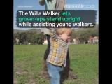 Как научить ребёнка ходить.