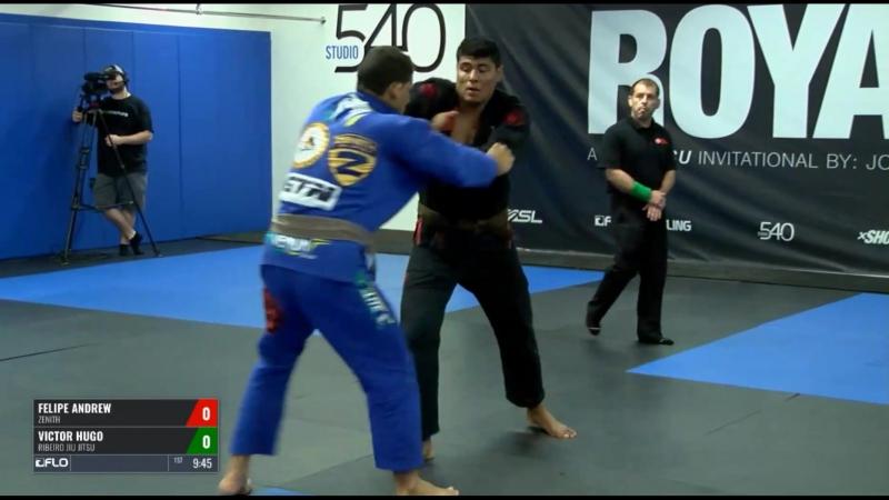 Heavyweught final FELIPE ANDREW vs VICTOR HUGO ROYAL2 royalinv бжж_практика