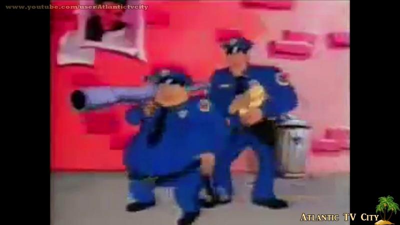 Полицейская академия Заставка к сериалу Мультфильмы нашего детства