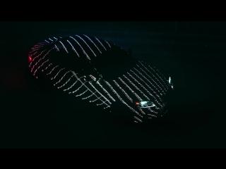 Lexus IS 2017 LIT IS с 41 999 светодиодами.