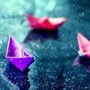 В моей душе мелодия дождя...