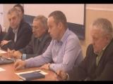 Встреча профсоюзных лидеров с руководителями города