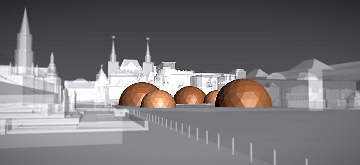 Проект на Красной площади 2017 ГОД ЭКОЛОГИИ  Всероссийскую экологическую неделю проведут в 2017 году на Красной площади.