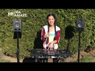 💚 Happy House 12 💚 Mia Amare Miami Deep House Live Mix DJane Pioneer XDJ-RX Be