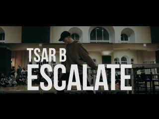 TSAR B - ESCALATE | Performance by Kirill Tsyganov
