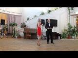 Валентина Коломина и Сергей Ермаков - Lady Is A Tramp