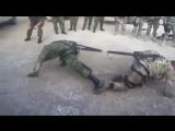 Русский солдат против Американского _ The Russian soldier against American