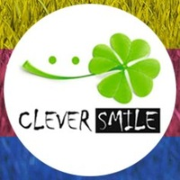 Логотип Clever Smile / концертное агентство