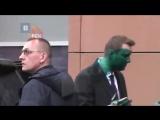 Видео нападения на Навального|РЕН