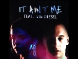 Vin Diesel via Instagram #ItAintMe