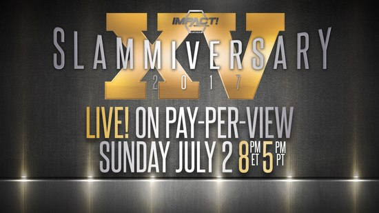 Post image of GFW Slammiversary XV