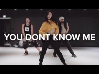 1Million dance studio You Don't Know Me - Jax Jones (ft. Raye) / Beginners Class